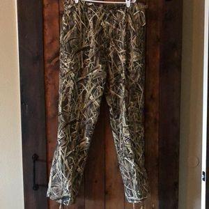 Men's Camo Cargo Pants